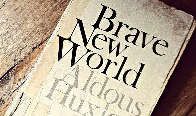 Aldous Huxley'nin en önemli eseri sayılan Cesur Yeni Dünya, ünlü yönetmen Steven Spielberg'ün ellerinde bir mini televizyon dizisi hâline geliyor.