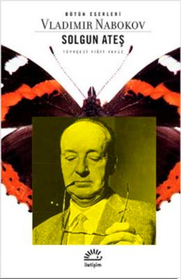 10. Solgun Ateş – Vladimir Nabokov