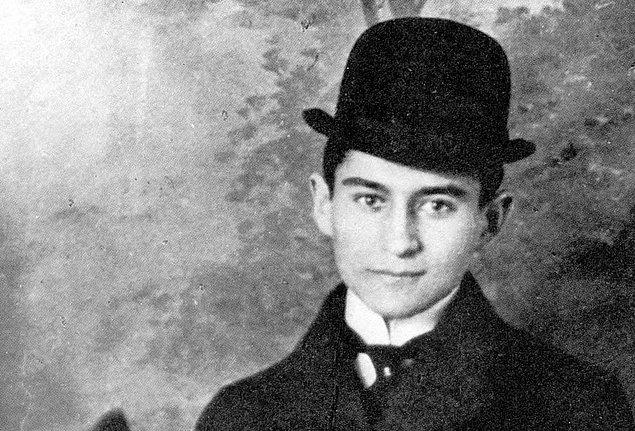 8. Franz Kafka – 5