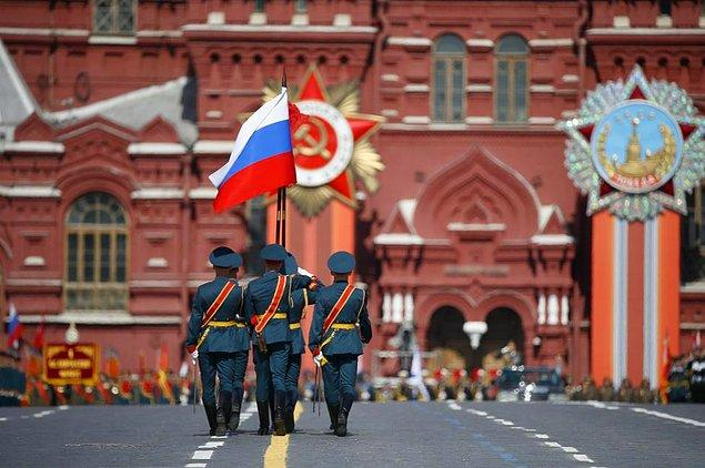 Reuters Objektifinden Kızıl Meydan