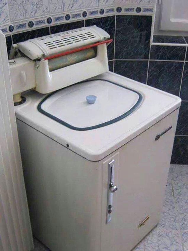 21. Bu çamaşır makineleri