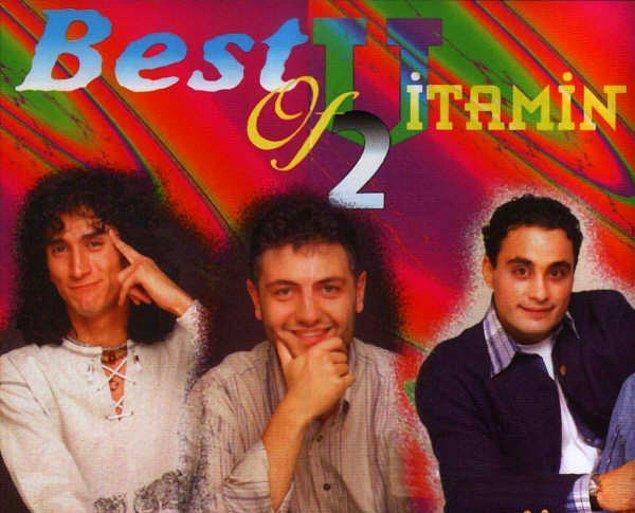 43. Grup Vitamin'in harika besteleri