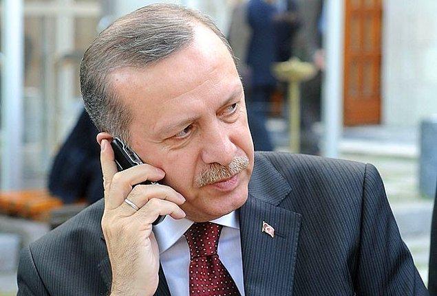 """Erdoğan'dan Özel'e """"geçmiş olsun"""" telefonu"""