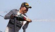 İspanya GP'sinde Kazanan Rosberg