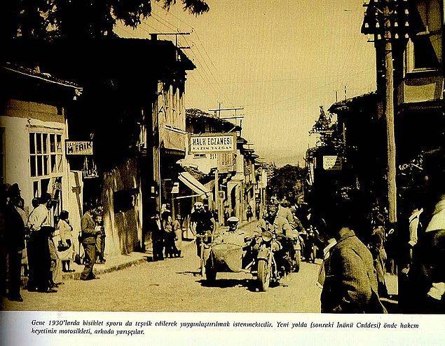 2. İnönü Caddesi