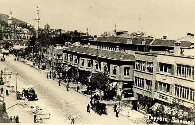 30. Tayyare Kültür Merkezi