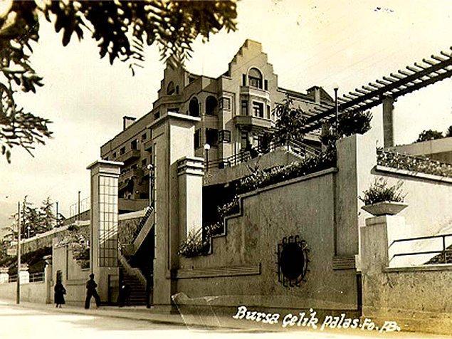 34. Çelik Palas Oteli