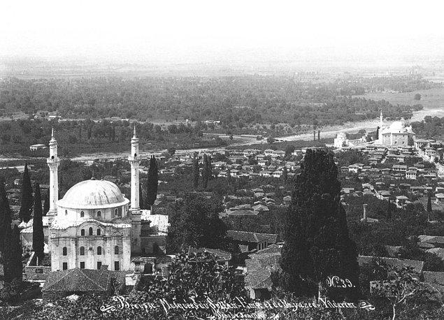 36. Emir Sultan Camii