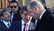 Erdoğan: 'Davutoğlu Pensilvanya'ya İznimle Gitti'