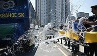 Fenerbahçe Ülker Madrid'e Suyla Uğurlandı