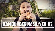 Hamburger Nasıl Yenir?