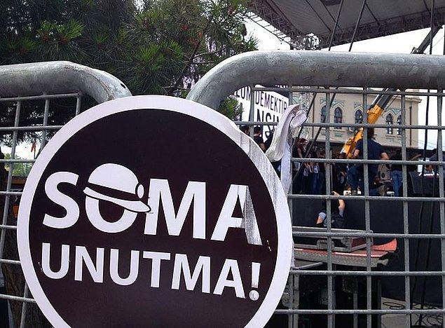 Soma tüm yurtta: 'Kaza değil, katliam!'