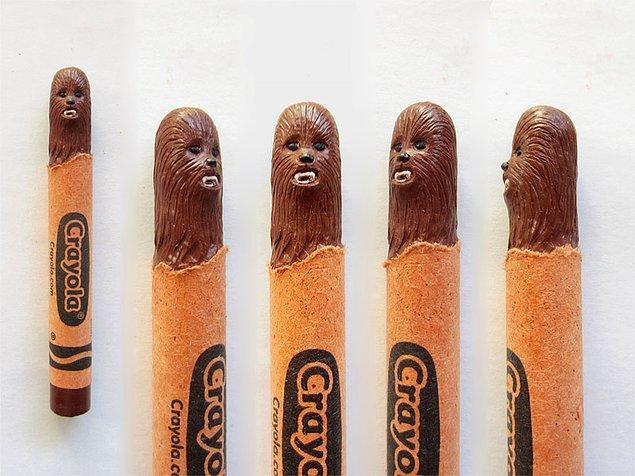 4. Chewbacca