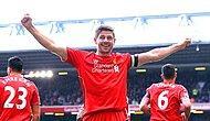 Gerrard Son Kez Anfield'da