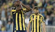 Erciyes'ten Fenerbahçe'ye Çelme
