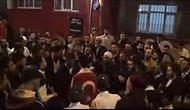 İstiklal Marşı'nda Zikir Çektiler