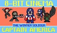 8 Bitlik Kaptan Amerika Kış Askeri