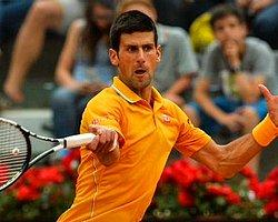 Djokovic Roma'da Finalde