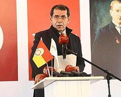 """Özbek: """"Galatasaray'ın Sorunu Bölünmüşlük"""""""