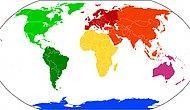 Biraz Jeoloji Yapalım! Dünya'daki Kıtaların Sayıları ve Tanımları Üzerine...