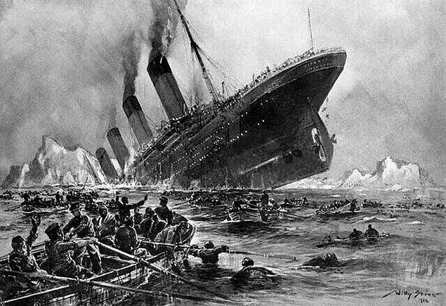 Bundan dolayı geminin toplam yolcu sayısının yüzde 53'ü yerine yüzde 31'i kurtulabildi.