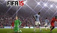 FIFA 15'te Akıl Almaz Hata
