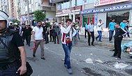 Diyarbakır'da Maç Sonrası Olaylar Çıktı