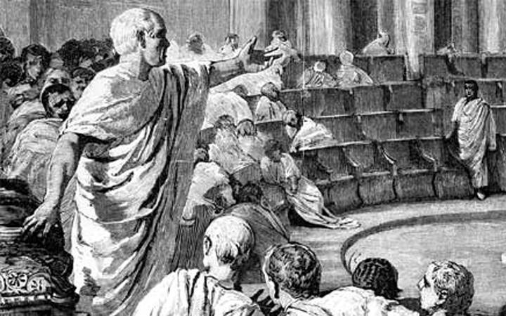 roman empire government - 720×450