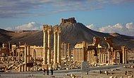 'Çölün İncisi' Palmyra IŞİD'i Zengin Edebilir
