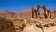 'IŞİD Palmira'ya Mayın Döşedi'