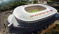Vodafone Arena Kombineleri Satışa Çıkıyor