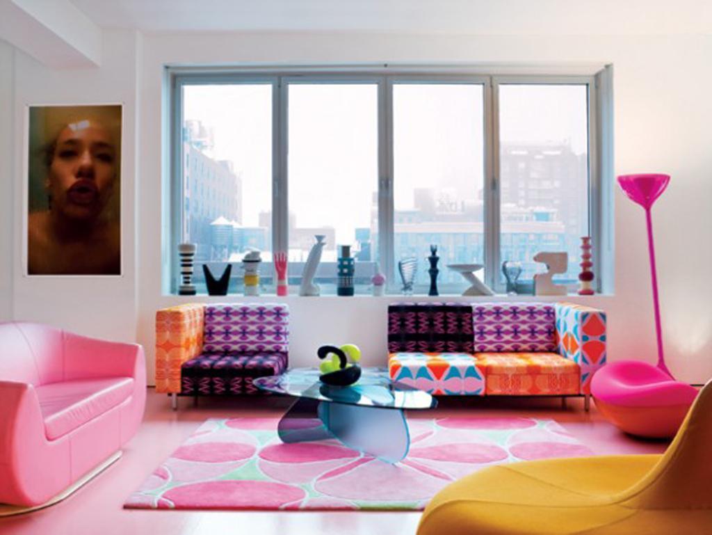 Duvar renkleri psikolojinizi etkiliyor