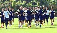 Fenerbahçe'de Emenike Takımdan Ayrı Çalıştı