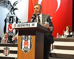 """Ahmet Nur Çebi: """"Beşiktaş'ın Borcu Bizim Namusumuzdur"""""""