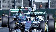 Monaco'da Zafer Rosberg'in