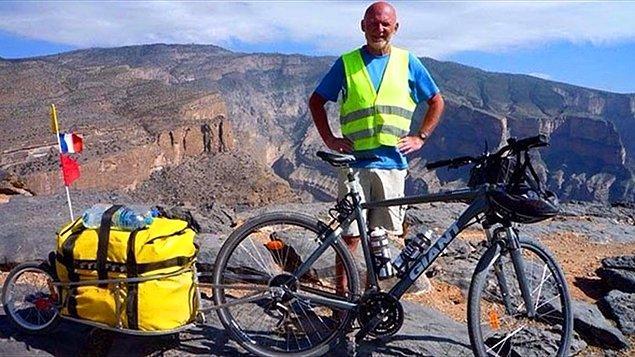 1. Muğla'nın Marmaris İlçesi'nde, Fransız bisikletçi 59 yaşındaki Christian Jean Auguste Niaffe yaşamını yitirdi.