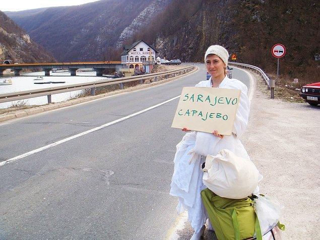 3. Gelinlikle dünya turuna çıkan ve Türkiye'de kaybolan İtalyan Sanatçı Pippa Bacca'nın cesedi Gebze'de bulundu.