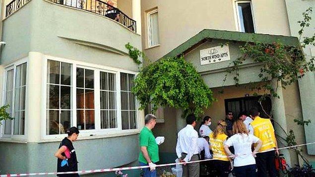 9. Muğla'nın Fethiye ilçesinde tatile gelen İngiliz 66 yaşındaki Bob Forht, kaldığı apartmanın girişinde ölü bulundu.
