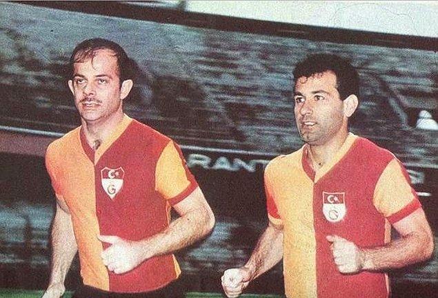 2. Arkadaş canlısıydı. Kimseyi satmayı düşünmedi. Hele ki bu Galatasaray ise asla ayrım yapmaz.