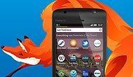 Artık Firefox OS Yüklü Akıllı Telefon Üretilmeyecek