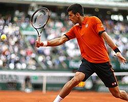 Djokovic Fransa Açık'ta İkinci Tura Yükseldi
