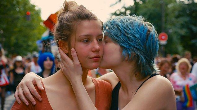 3. Blue is The Warmest Color (2013) / IMDb 7.9