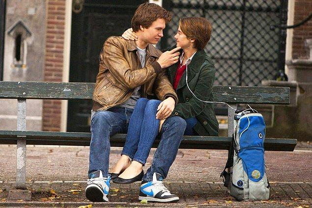 21. The Fault In Our Stars (2014) / IMDb 7.9
