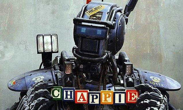 17. Chappie (2015) | IMDb 7.0