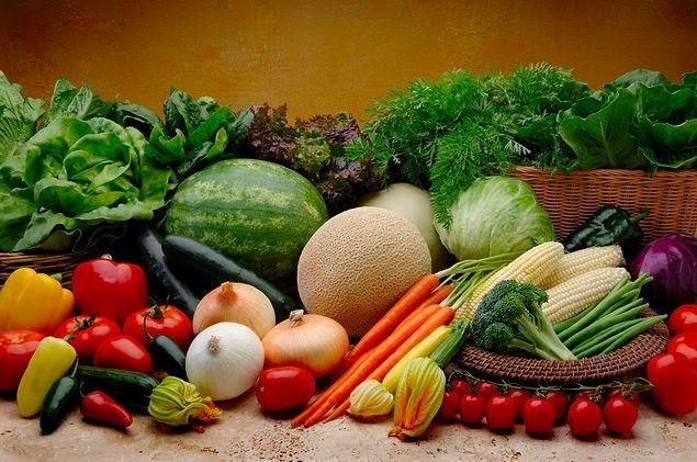 3. Acaba sen vejetaryen misin?