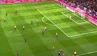 4 Kişiye Birden Nal Toplatan Messi Golü