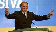 Berlusconi 'Yanlışlıkla' Rakip Adaya Oy İstedi