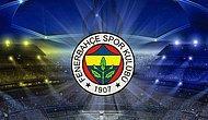 Fenerbahçe'nin Muhtemel Rakipleri Kesinleşti