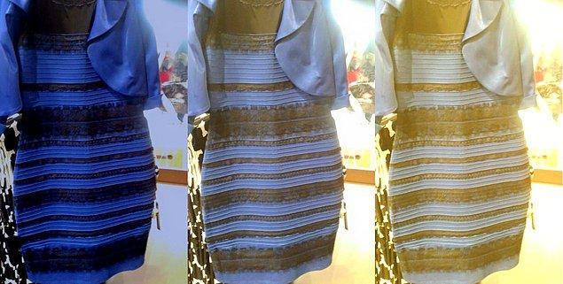Geçen sene bu zamanlarda patlayan o meşhur elbise hala hepimizin aklında.