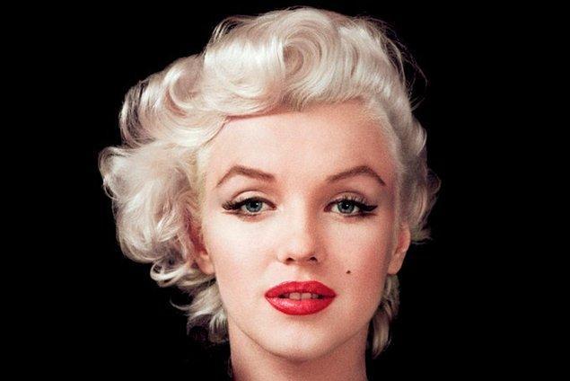 """13. Marilyn'e """"Paranoid Şizofreni Sınırında"""" Teşhisi Konulmuştur."""